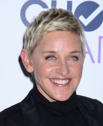 Ellen DeGeneres - 2016 People's Choice Awards @ Microsoft Theater in Los Angeles - 01/06/16