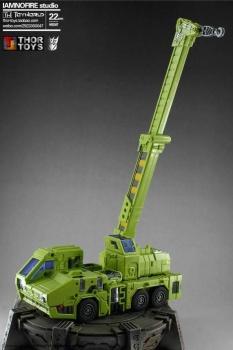 [Toyworld] Produit Tiers - Jouet TW-C Constructor aka Devastator/Dévastateur (Version vert G1 et jaune G2) - Page 7 HlCxhXQ0