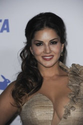 Sunny Leone - PETA's 35th Anniversary Party @ Hollywood Palladium in Los Angeles 09/30/15