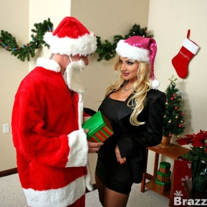 Brittany Andrews Big Tits At Work 30