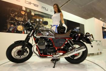 2015 Moto Guzzi V7