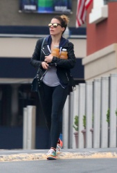 Sophia Bush - Out & About in West Hollywood 6/11/15