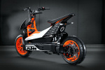 KTM E-Speed electric scooter prototype