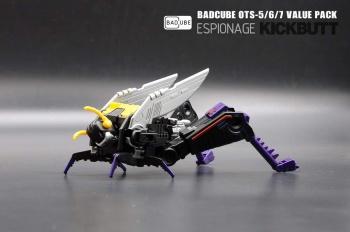 [BadCube] Produit Tiers - Jouet OTS-05 Claymore / OTS-06 Hypno / OTS-07 Kickbutt - aka Insecticons ALFr7rnY
