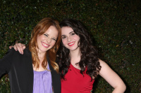 Кэти Леклерк, фото 215. Katie LeClerc 2012 ABC Family West Coast Upfronts in Hollywood - May 1, 2012, foto 215