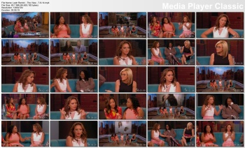 Leah Remini - The View - 7-9-14
