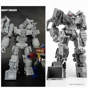 [Generation Toy] Produit Tiers - Jouet GT-01 Gravity Builder - aka Devastator/Dévastateur - Page 2 7z6txPBu