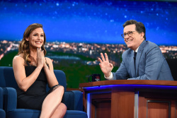 Jennifer Garner - The Late Show with Stephen Colbert: May 19th 2017