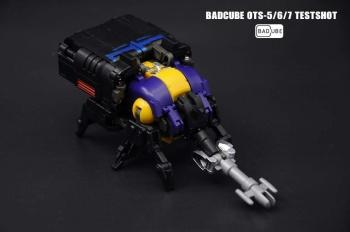[BadCube] Produit Tiers - Jouet OTS-05 Claymore / OTS-06 Hypno / OTS-07 Kickbutt - aka Insecticons IYQCD9Yq