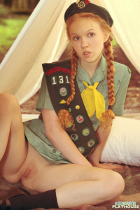 Xxx c ips girl scouts