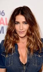 Lisa Snowdon - Jingle Bell Ball 2015 Day Two @ The O2 Arena in London - 12/06/15