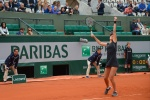 Ana Ivanovic 4th round of French Tennis Open at Roland Garros May 31-2015 x9
