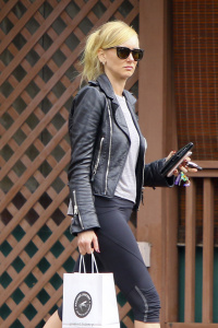 Kimberly Stewart - Shopping in West Hollywood - February 19th 2017