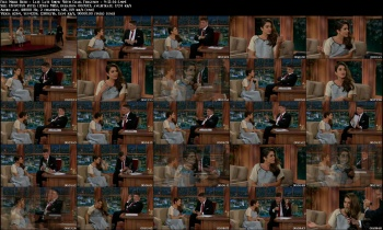 Nikki Reed - Late Late Show With Craig Ferguson - 9-12-14