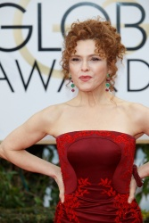 Bernadette Peters - 73rd Annual Golden Globe Awards @ the Beverly Hilton Hotel in Beverly Hills - 01/10/16