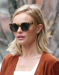 Kate Bosworth - Out in NYC - 04/14/15