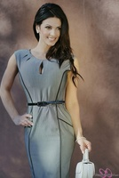 Дениз Милани, фото 5000. Denise Milani Business Suit (High Res) :, foto 5000