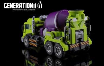 [Generation Toy] Produit Tiers - Jouet GT-01 Gravity Builder - aka Devastator/Dévastateur - Page 2 TXrAEHeP