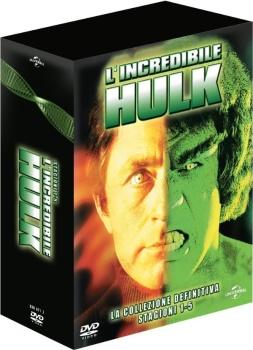 L'incredibile Hulk - Stagione 5 (1982) DVD9x2 Copia 1.1 ITA/ENG
