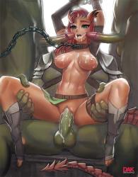 Art by DarkArtsKai (Updated)