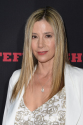Mira Sorvino - The Hateful Eight Premiere @ ArcLight Cinemas Cinerama Dome in Hollywood - 12/07/15