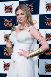 "Kate Upton - ""Game Of War - Fire Age"" Event In Busan 11/22/14"