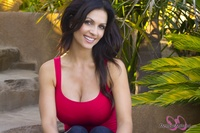 ����� ������, ���� 4287. A Day With Denise Milani :, foto 4287