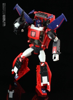 [Masterpiece] MP-25L LoudPedal (Rouge) + MP-26 Road Rage (Noir) ― aka Tracks/Le Sillage Diaclone - Page 2 NZ2BRs50
