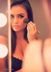 mylynda deveaux vanquish busty brunettes issue