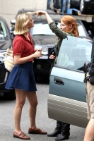 Джессика Честейн, фото 2261. Jessica Chastain On the set of 'The Disappearance of Eleanor Rigby' in New York City - July 13, 2012, foto 2261