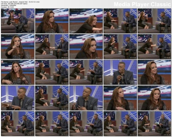 Leah Remini - Arsenio Hall - 10-18-13