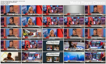 Ronda Rousey - SportsNation - 8-12-14 (with Michelle Beadle)