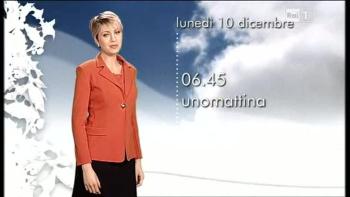 Claudia Andreatti - RAI 1 - Italie AcfLsgVW