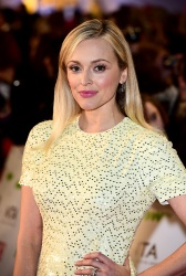 Fearne Cotton - 21st National Television Awards @ The O2 Arena in London - 01/20/16