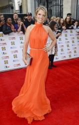 Charlotte Hawkins - 2015 Pride of Britain Awards @ The Grosvenor House Hotel in London - 09/28/15