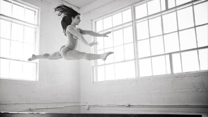Aly Raisman Nude For ESPN The Magazine's Body Issue 2015