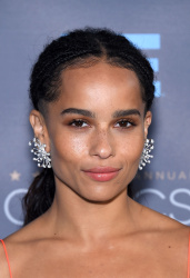 Zoe Kravitz - 21st Annual Critics' Choice Awards @ Barker Hangar in Santa Monica - 01/17/15