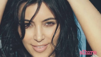 Kim Kardashian's - Cover Shoots - Allure (2012) | HD 720p