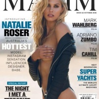 Maxim Australia – Issue 63 – October 2016