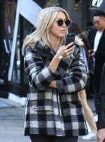 Julianne Hough - Shopping at The Grove in Hollywood 12/17/16