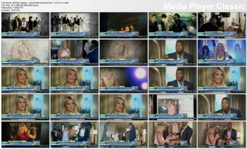 Britney Spears - Good Morning America - 9-10-14