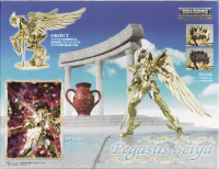 Pegasus Seiya God Cloth ~ Original Color Edition ~ Abeda0x9