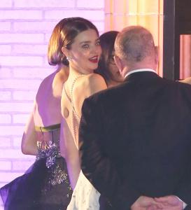 Miranda Kerr - At The Vanity Fair Oscar After Party - February 26th 2017