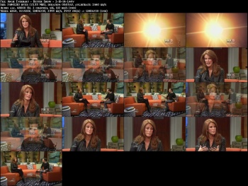 Angie Everhart - Better Show - 2-10-14