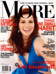 Debra Messing x4 More (US) June, 2013