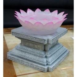 [LC Models] Lotus Base con Lampada per Virgo Ex