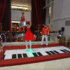 Interactive piano stage EXAH33UE