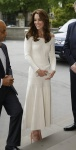 Catherine The Duchess of Cambridge Arrives 4