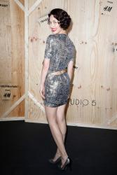 Olga Kurylenko - 'Isabel Marant for H&M' photocall in Paris 10/24/13