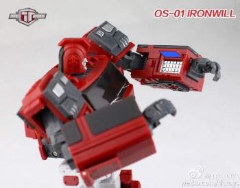 [TFC Toys] Produit Tiers - OS-01 Ironwill (aka Ironhide/Rhino) & OS-03 Medic (aka Ratchet/Mécano) Wq1xLAVV